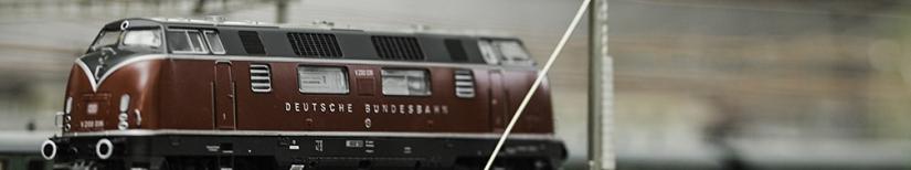 Lokomotiven Analog