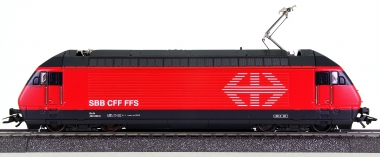 Märklin 3460 – Elektrolok BR 460 (Re 4/4) La Gruyère der SBB