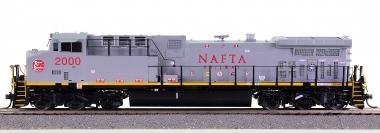 Overland Models OMI 6575.1 – Diesellok EMD AC4400CW NAFTA der KCS
