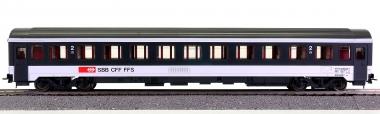 Roco 54395 – 2. Klasse Reisezugwagen der SBB