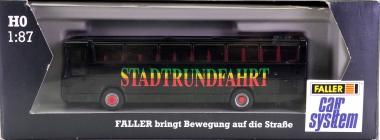 """Faller - Car System Bus """"Stadtrundfahrt"""""""