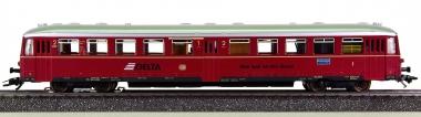 Märklin 3428 – Akku-Triebwagen BR 515 der DB, Innenbeleuchtung, digital (Delta)