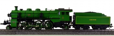 Märklin 33182 – Schlepptenderlok Reihe S 3/6 der K.Bay.Sts.B., digital (Delta)