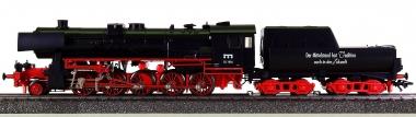 Märklin 83415 – Schlepptender-Dampflok BR 52 der DB, digital (Delta)