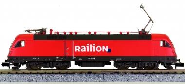 Minitrix 12766 – Mehrzweck-Elektrolok BR 182 der Railion