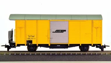 Bemo 2271196 (H0m) - Materialwagen Xbk 9096 der RhB