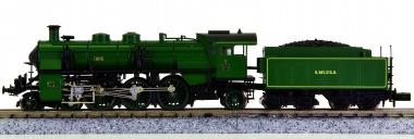 Arnold 2551 – Schlepptender-Dampflok BR S 3/6 der K.Bay.Sts.B.