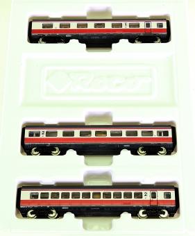 Roco 23008 (N) – Ergänzungsset zum Triebzug Max Liebermann 23107, Innenbel.