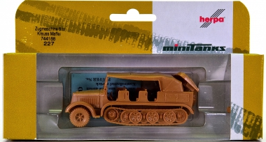 Herpa 744188 - Zugmaschine 8 to, Krauss Maffei