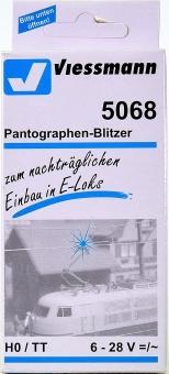 Viessmann 5068 - Pantographen-Blitzer