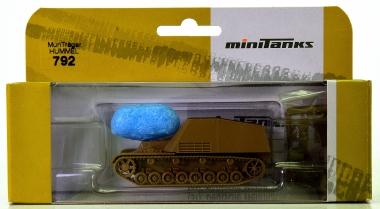 Roco minitanks 792  – Munitions-Transträger Hummel