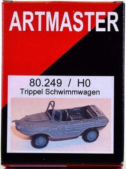 Artitec / Artmaster 80.249 – Bausatz Trippel Schwimmwagen WH / SS