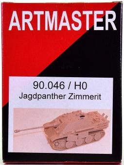 Artitec / Artmaster 90.046 – Bausatz Panzer Jagdpanther Zimmerit