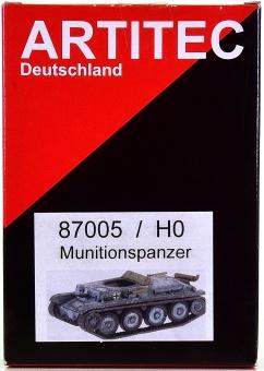 Artitec / Artmaster 87.003 – Bausatz Panzer-Kraftwagen 38 (t) Munitionspanzer