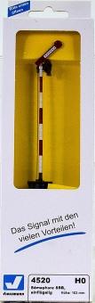 Viessmann 4520 – Form-Hauptsignal einflügelig der SBB, Hp0, Hp1