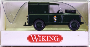 Wiking 010001 (1:87) – Land Rover Brigade Berlin
