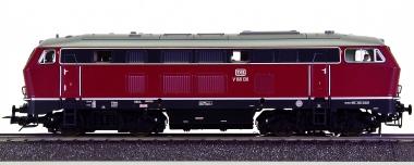 ESU 31000 (AC / DC) – Diesellok BR V160 der DB, digital & Sound & Rauch -NEU-