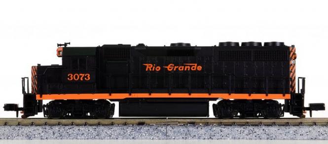 Atlas 48524 – Diesellokomotive BR EMD GP-40 der Rio Grande