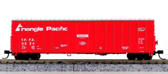 Athearn 10687 – N.A.C.C. 50' Box Car der Triangle Pacific (T.P.F.X.)