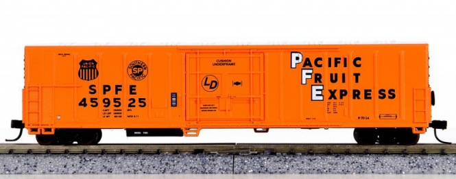 Athearn 11111 (N) – 57' Mechanical Reefer der Pacific Fruit Express (SPFE)