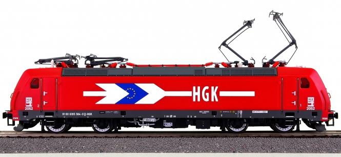 ACME 60077 – Elektrolok BR 185 der HGK, digital (DCC, Sx, MM)