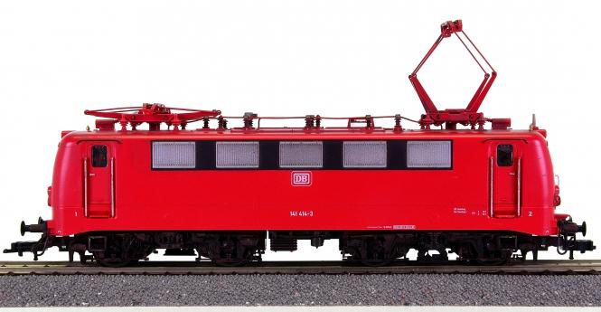 Fleischmann 4327 – Elektrolok BR 141 der DB, digital + Glockenanker + patiniert