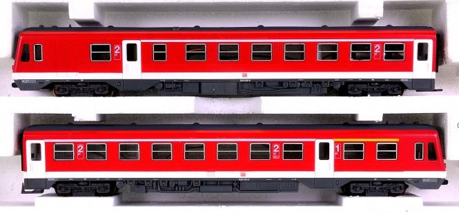Lima L149987 – Dieseltriebzug BR 628 der DB, digital + Glockenanker