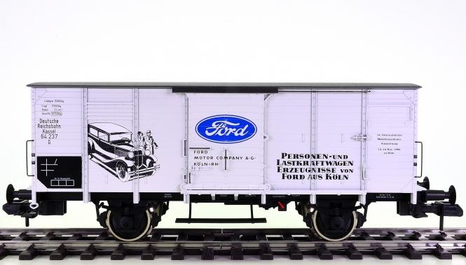 Märklin 58952 (Spur 1) - Gedeckter Güterwagen Ford der DRG