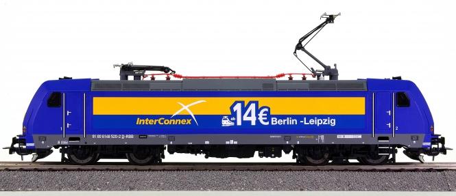 Piko 59559 – Elektrolok BR 146 520-2 der InterConnex, digital (DCC, Sx)