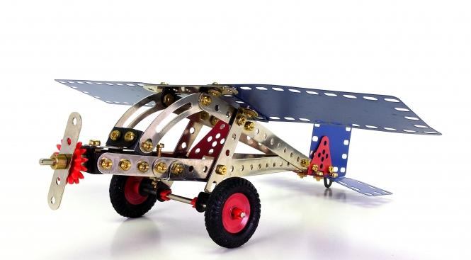 Märklin 45292 (Spur 1) – Metall Flugzeug Deko-Sonder-Edition