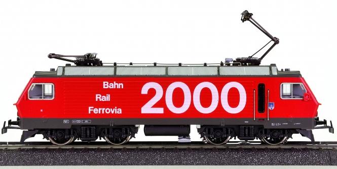 Märklin 3330 – Mehrzweck-Elektrolok Walenstadt Serie 446 der SBB