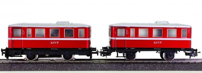 Märklin 3018 – Dieseltriebzug ähnlich der BR VT 70.9 der DB