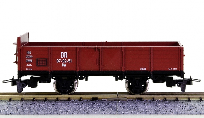 Tillig 05935 (H0e) - Offener Güterwagen Ow der DR (DDR)
