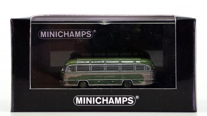 Minichamps (1:160) 169031082 – Mercedes-Benz O321H Aachener STB