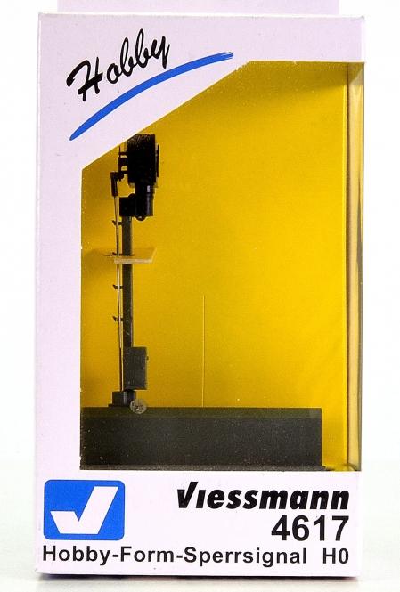 Viessmann 4617 – Form-Sperrsignal Sh0, Sh1