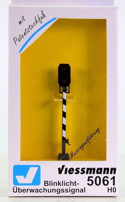 Viessmann 5061 – Blinklicht-Überwachungssignal Bü101