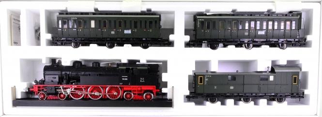 Märklin 55021 (Spur 1) – Nahverkehrszug mit BR 78 der DB, digital +  Sound