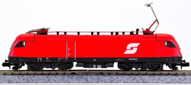 Trix 12519 (N) - Elektrolokomotive Taurus Rh 1016 der ÖBB