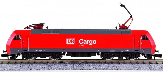 Trix 12647 (N) - Elektrolokomotive BR 152 der DB Cargo