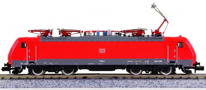 Trix 12792 (N) - Elektrolokomotive BR 189 der DB AG