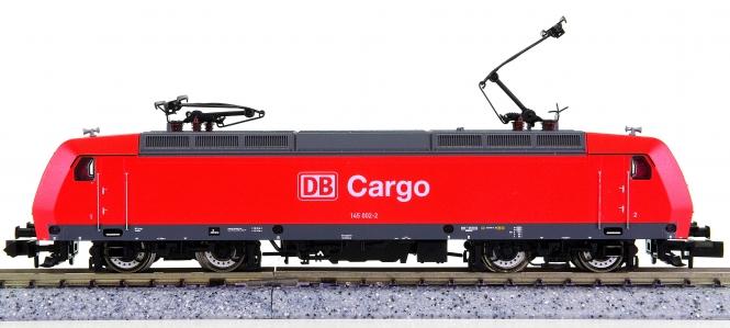Fleischmann 7320 (N) – Elektrolokomotive BR 145 der DB Cargo