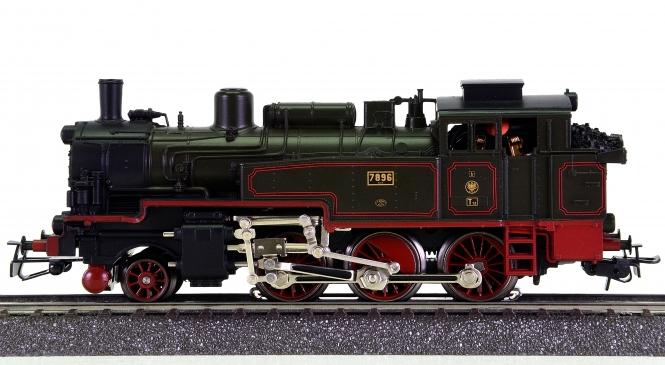 Märklin 3103 – Tenderdampflok BR T 12 der K.P.E.V.