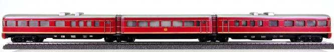 Märklin 3025 – 3-teiliger Schnelltriebzug ähnlich BR ET 55 der DB