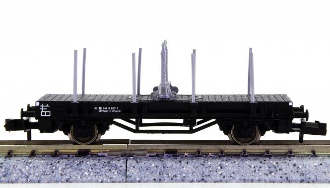 Fleischmann 8220 (N) - Drehschemelwagen H 10 der DB