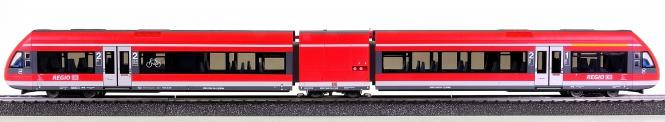 Piko 59320 (AC) – 2-tlg. Nahverkehrstriebzug BR 646 der DB Regio, digital