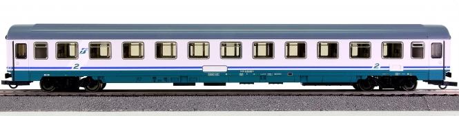 Roco 45219 – 2. Klasse Eurofima-Wagen der FS