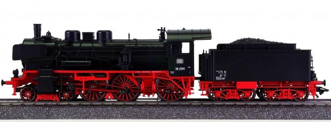 Märklin 37030 – Schlepptender-Dampflok BR 38 der DB, digital (MM)