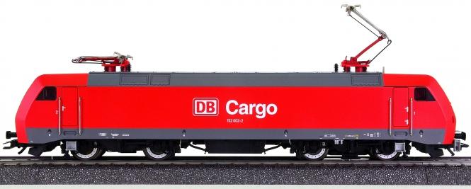 Märklin 37350 – Güterzug-Elektrolok BR 152 der DB AG, digital (MM)