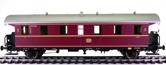 Hübner 2017 (Spur 1) – 2. Klasse Verstärkunswagen der DB, Innenbeleuchtung