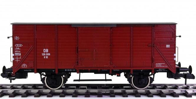 Märklin 5895 (Spur 1) – Gedeckter Güterwagen G 10 der DB